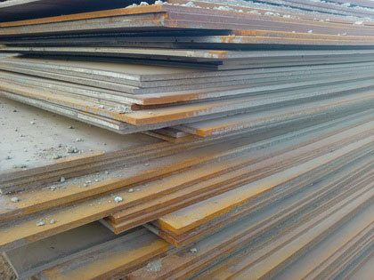 special custom standard steel plate sizes